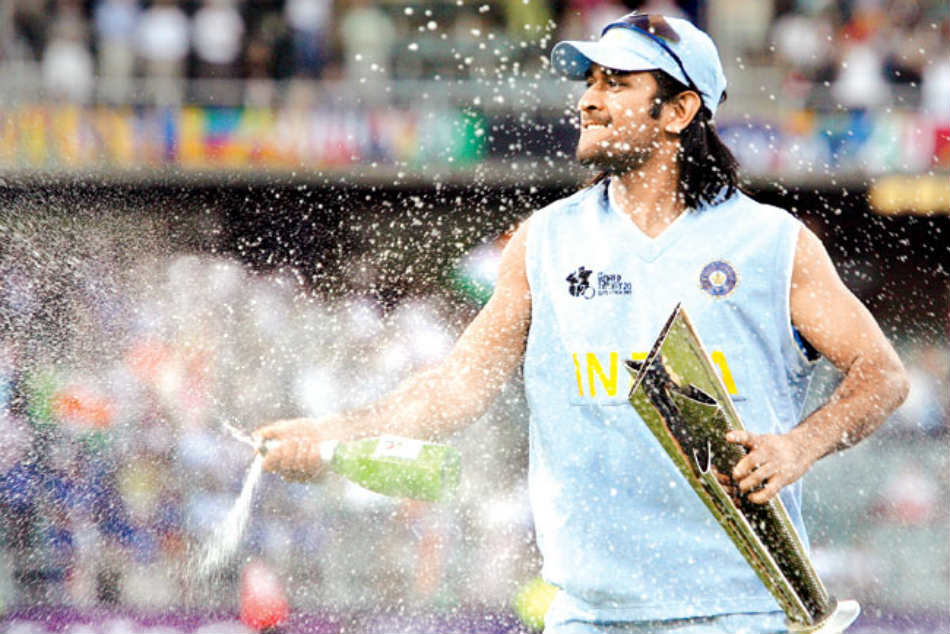 When Ms Dhoni S Team Defeated Shoaib Malik S Team 2007 Icc T20 World Cup