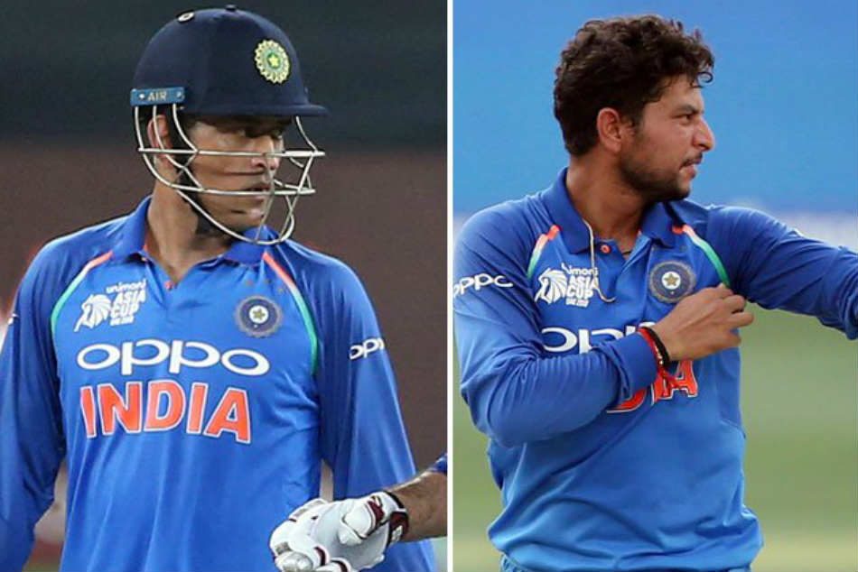 Dhoni and Kuldeep miss out in Harsha Bhogles Asia Cup XI
