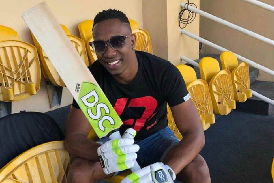 Watch Dwayne Bravo Smashes Five Consecutive Sixes An Over During A Cpl
