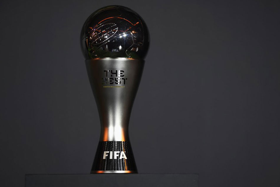 On Monday London The Finalists Thebest Fifafootballawards Were Unveiled