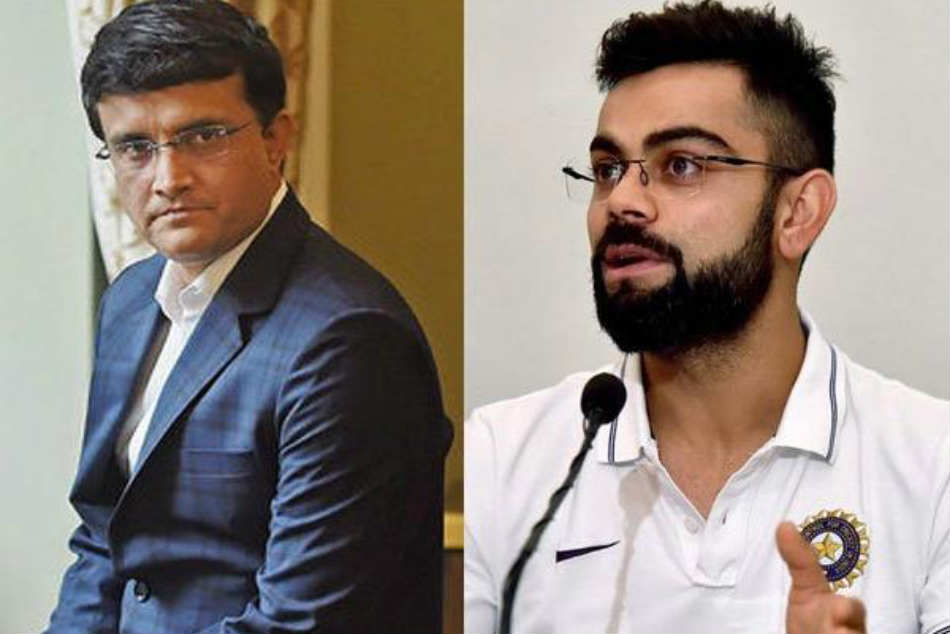 After Series Defeat England Sourav Ganguly Has Word Advice For Virat Kohli