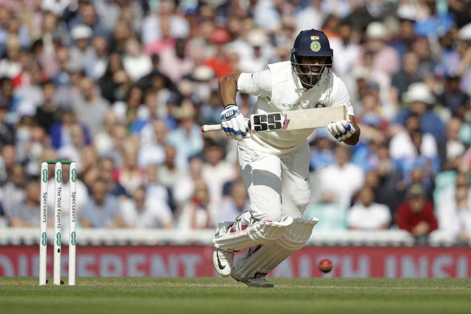 India Vs England 5th Test Hanuma Vihari Creates Big Record In His Debut Test