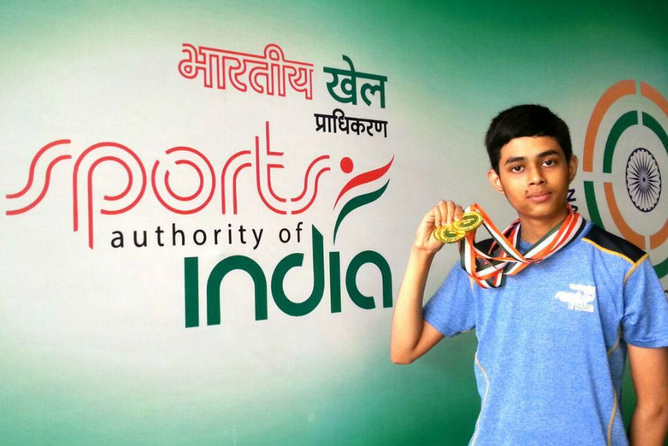 Junior shooters deliver 2 gold for India at ISSF World Championships