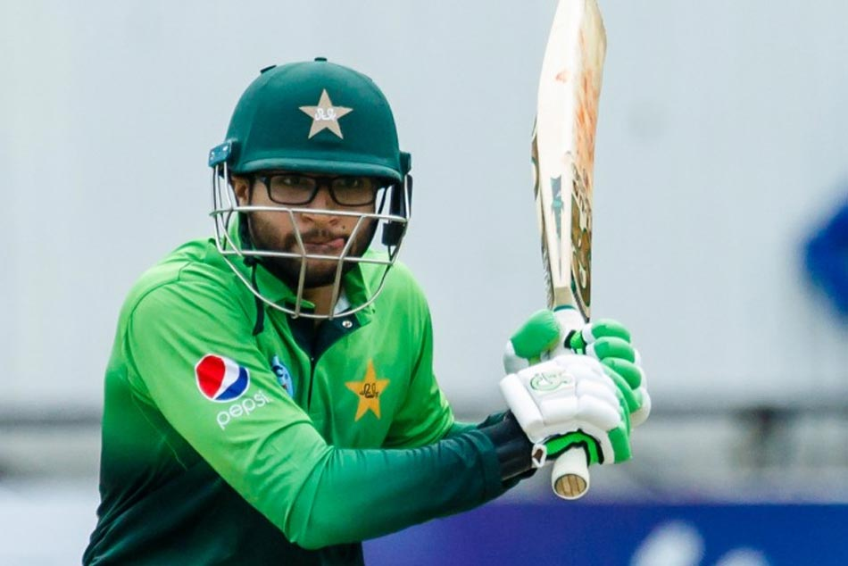 Imamul Haq's befitting response leaves Indian journalist dumbfounded