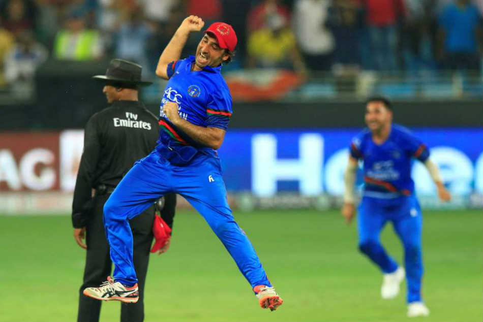 A tie against India is like a victory, says Afghanistan skipper Asghar
