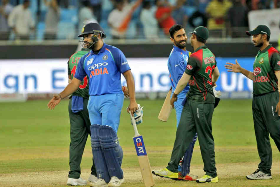 Asia Cup 2018 India Vs Bangladesh India Wins The Toss Elects To Bowl First