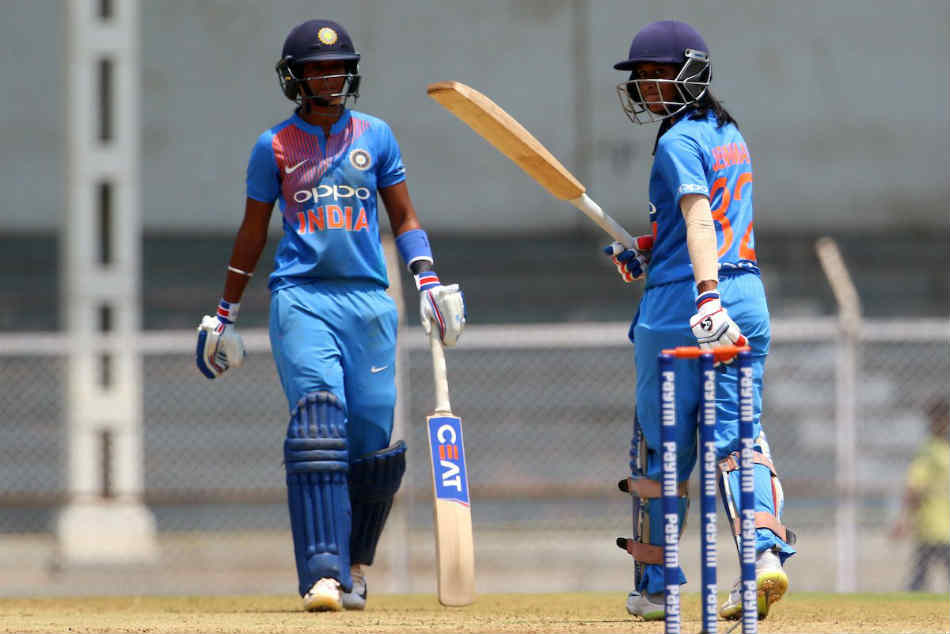 Patil Rodrigues Score Fifties India Women Wrap Up Series 3