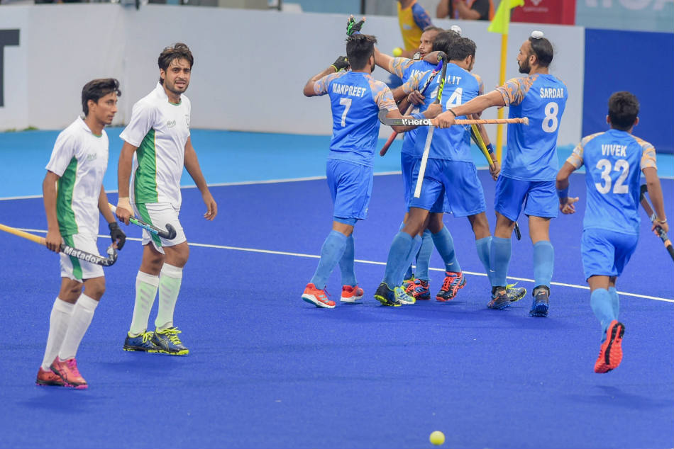 Hockey India 2 Pakistan 1 Men S Team Salvages Asian Games 2018 Campaign By Bagging Bronze