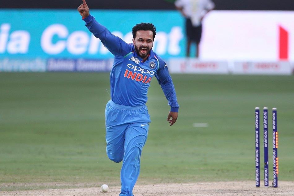 India Vs Pakistan Kedar Jadhav Reveals The Secret Behind His Wicket Taking Art