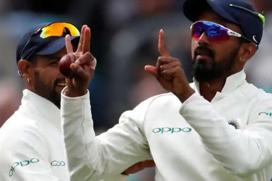 India Vs England Kl Rahul Achieves Rare Feat Equals Rahul Dravid