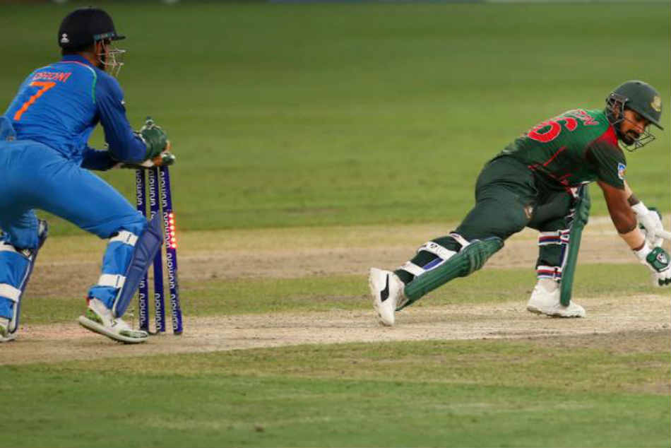 ICC is Indian Cricket Council: Bangladesh fans cry foul over Liton Dass dismissal