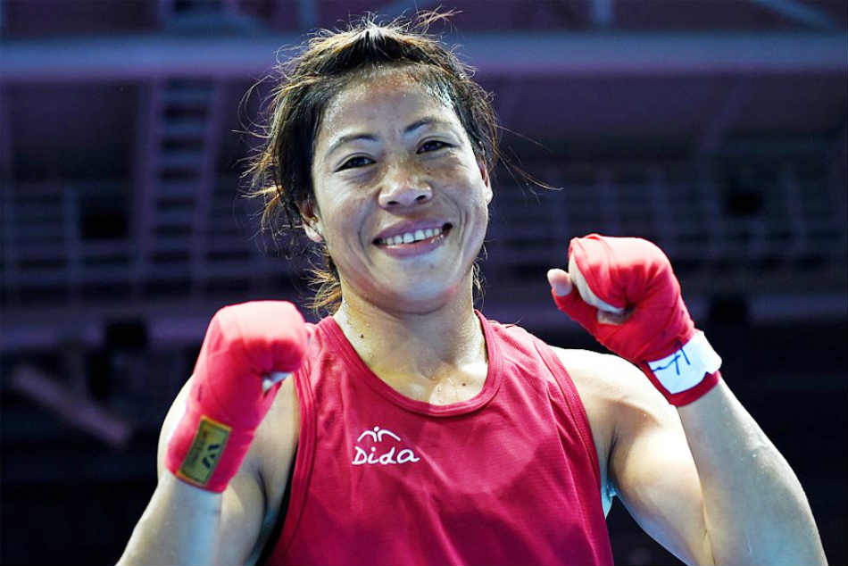 Never weighed down: In pursuit of gold, Mary Kom lost 2kg in 4 hours