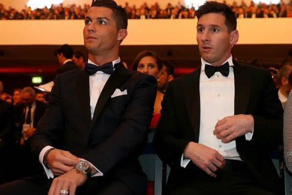 Cristiano Ronaldo Mohamed Salah Luka Modric Nominated Fifa Best Player
