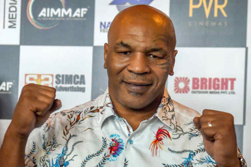 All Good Fighters Come Of Slums Mike Tyson
