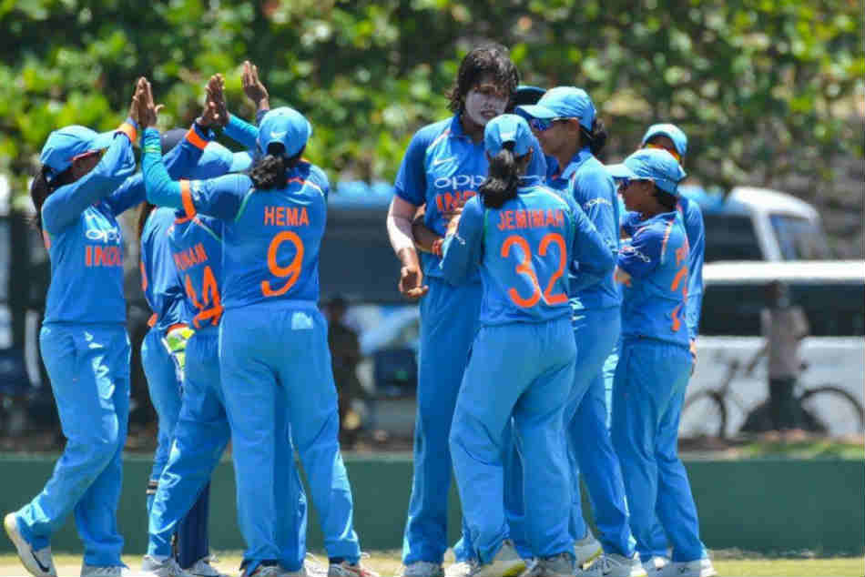 Taniya Bhatia Mithali Raj Help India Series Win Over Sri Lanka