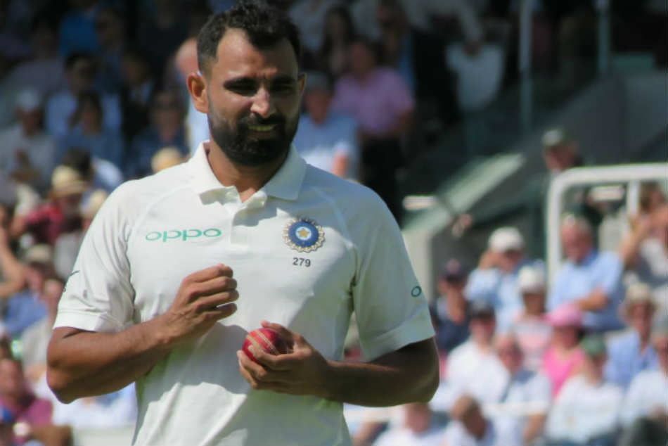 I Have Learnt How Bowl Away Series Mohammed Shami