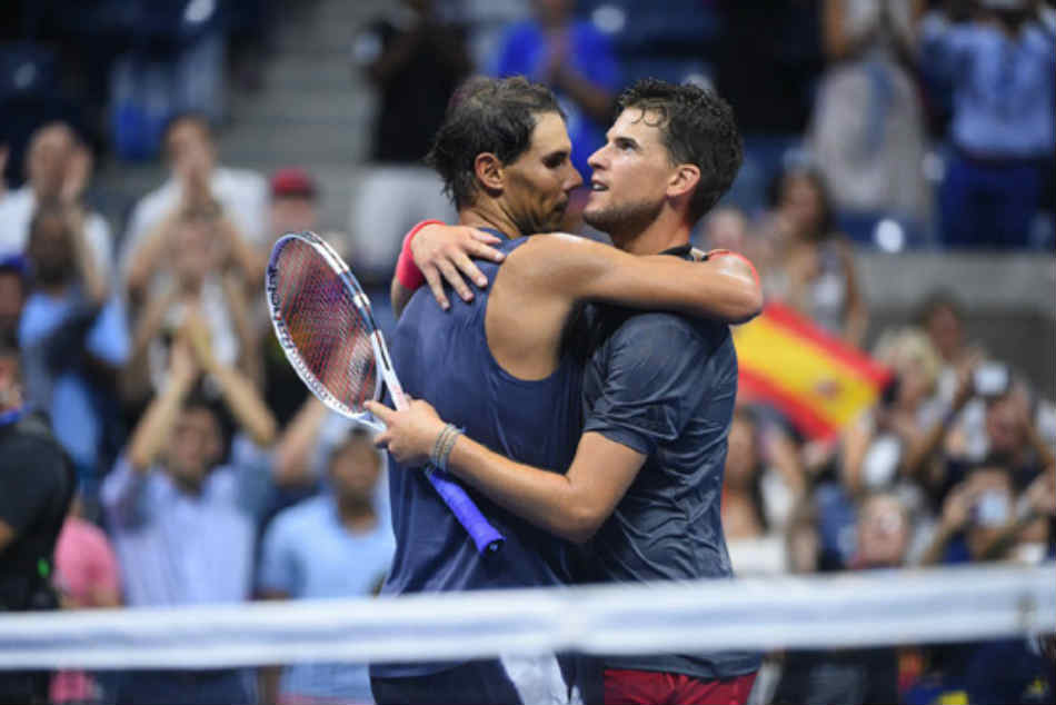 Us Open 2018 Dominic Thiem Says Narrow Defeat Close Friend Rafael Nadal Will Be Stuck