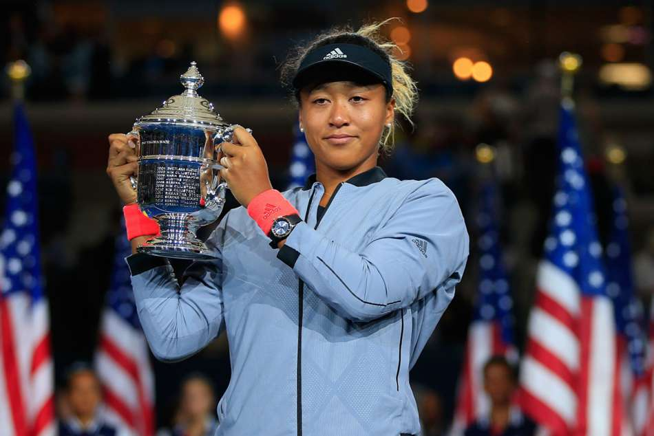 When I Step On Court I M Not Serena Fan Naomi Osaka After Us Open Triumph
