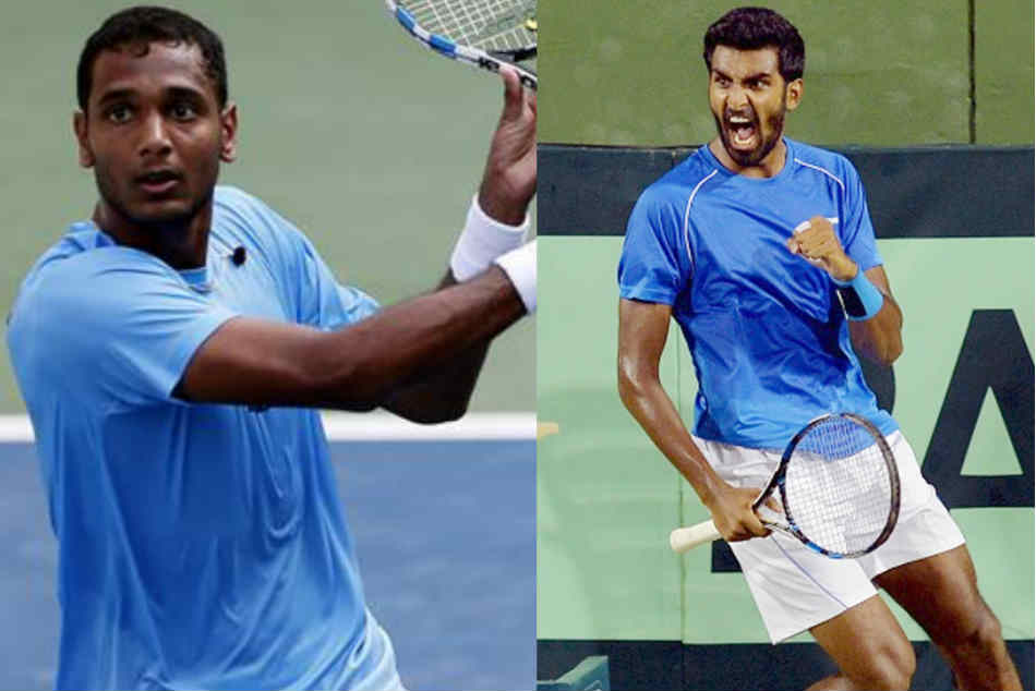 Ramkumar Prajnesh Suffer Defeats As Serbia Lead India 2