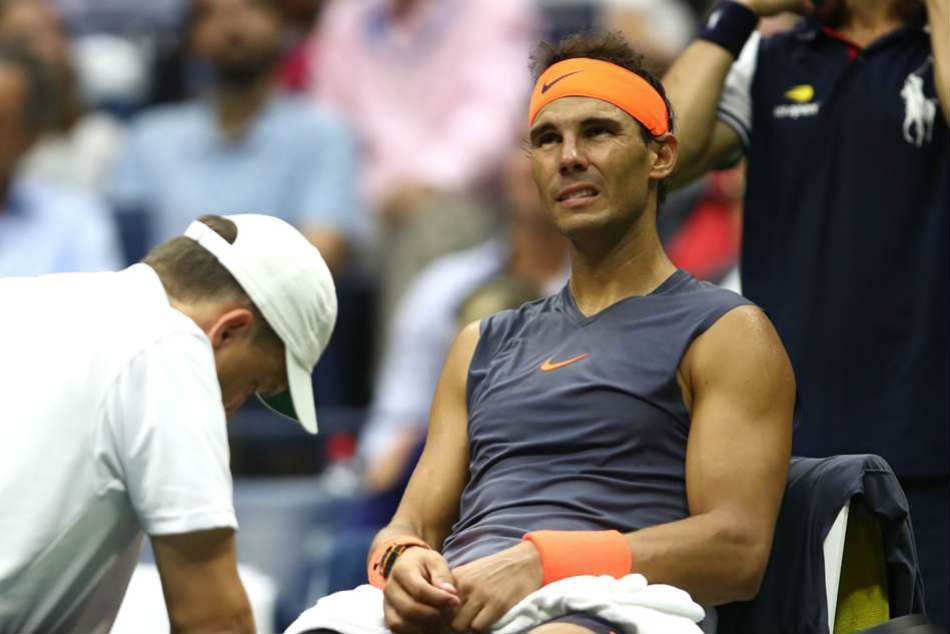 Rafael Nadal out of Spains Davis Cup semi-final