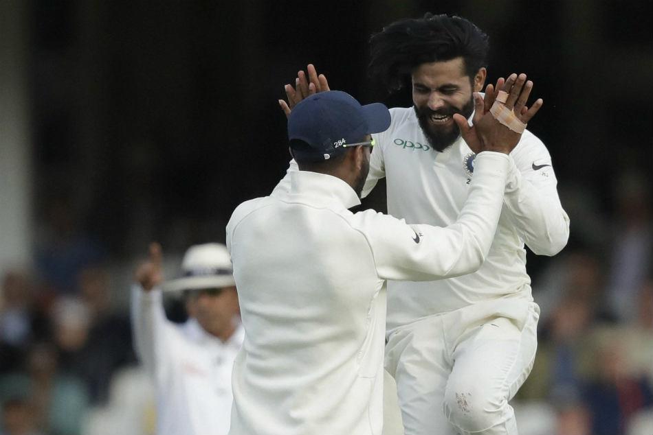 England Batsmen Panicked Ravindra Jadeja