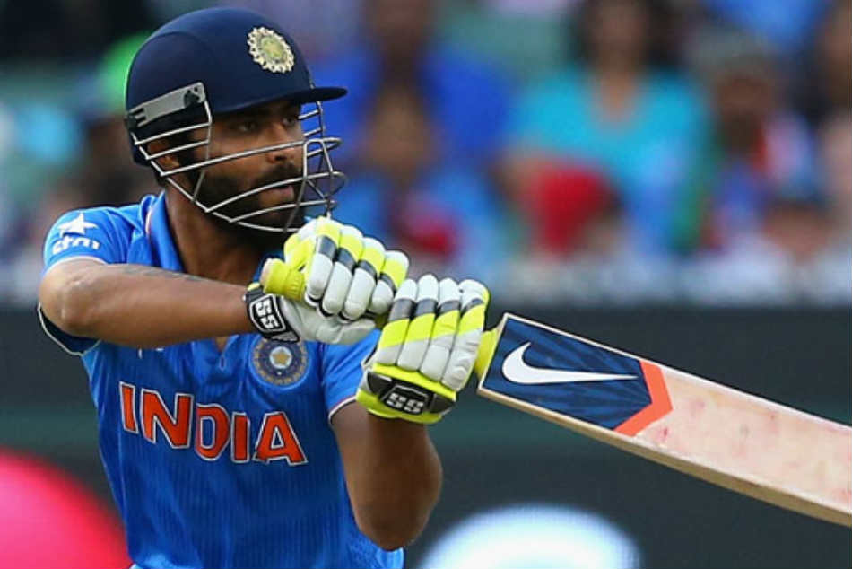 Jadeja played last ball in each of Indias last 2 tied ODI matches