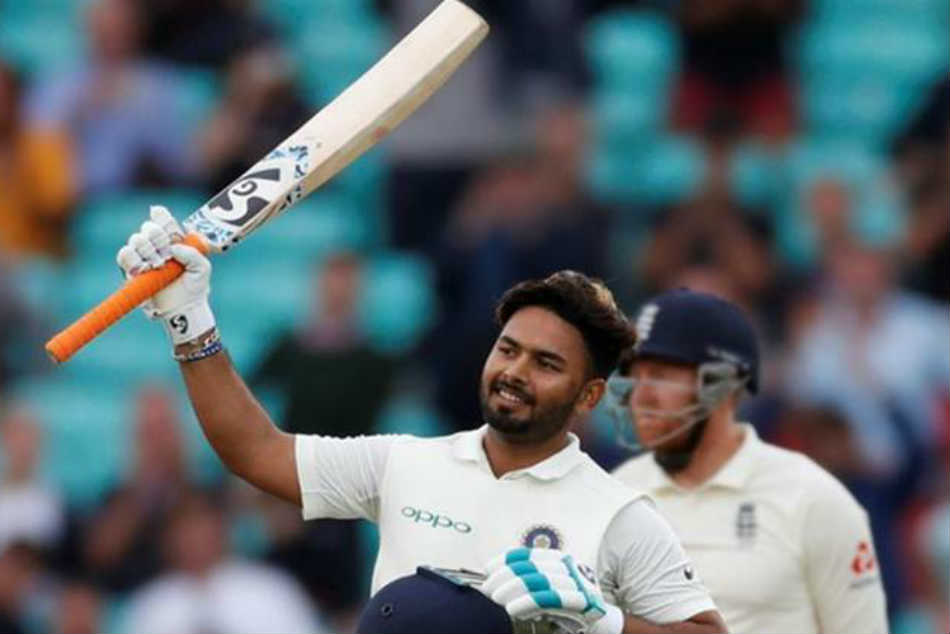 Rishabh Pant Reaches Century With Six As India Frustrate England