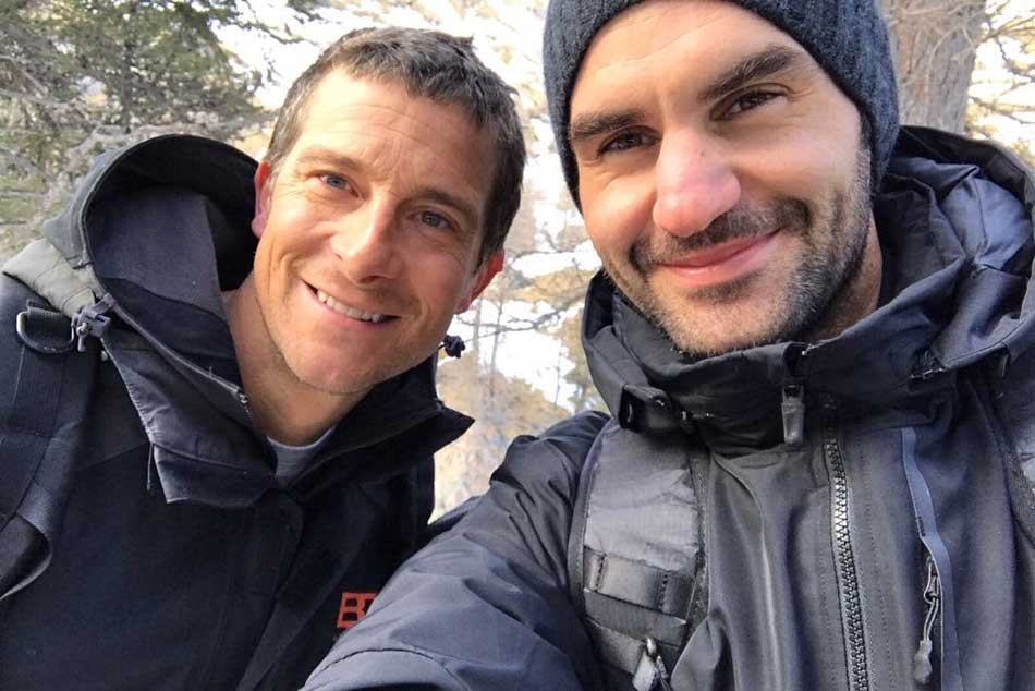 Roger Federer Eats Eyeballs On Bear Grylls Documentary Why I Have To Do This