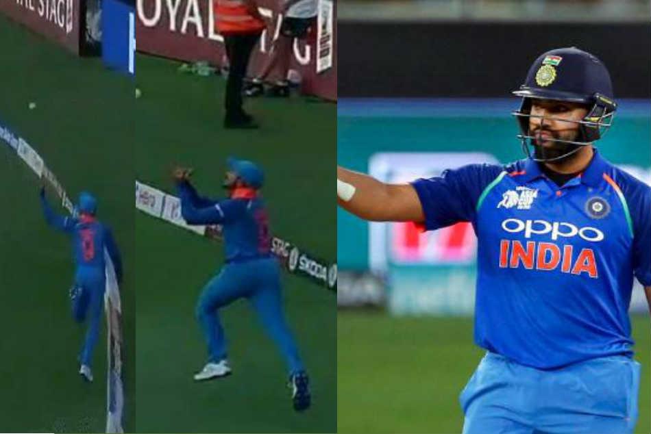 India Vs Pakistan Asia Cup 2018 Highlights Rohit Dhawan Help India Make Light