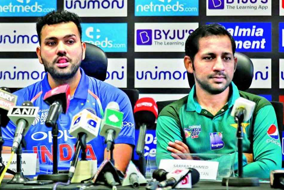 Indian Cricketers Term Pakistan Favourite Team Asia Cup