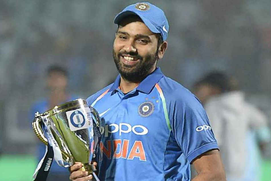 Asia Cup 2018 I Am Ready Smiles Rohit Sharma When Asked About Long Term Captaincy