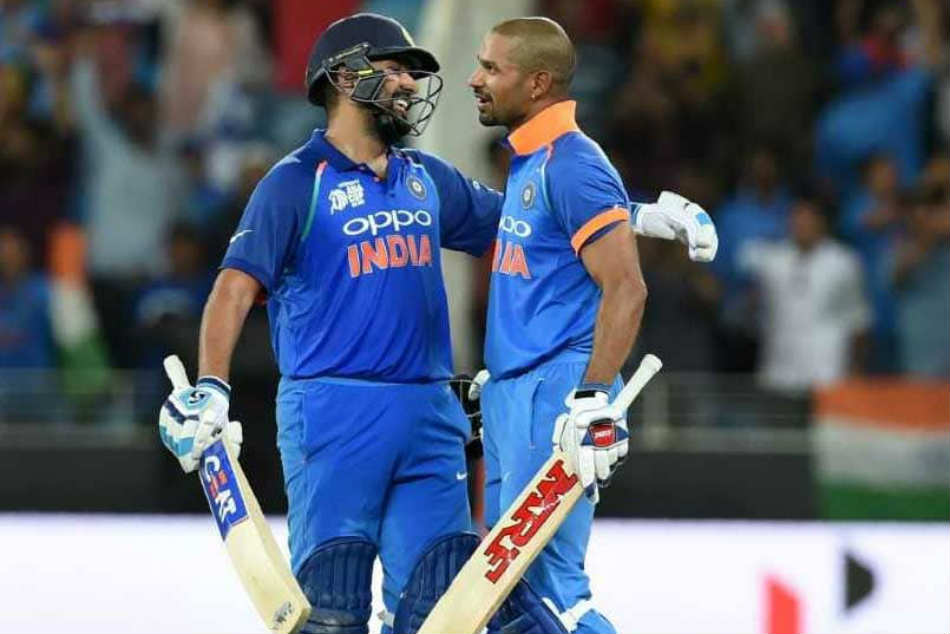 Asia Cup 2018 Rohit Sharma Reveals Details Mid Pitch Chat With Shikhar Dhawan To Coach Ravi