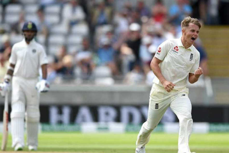 India Vs England Smart Thinker Sam Curran Is England S Find Of The Series