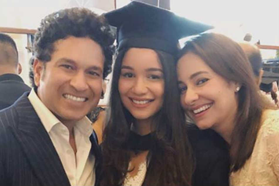 See pics: I did what? Sara Tendulkars graduation pictures on Instagram take Internet by storm