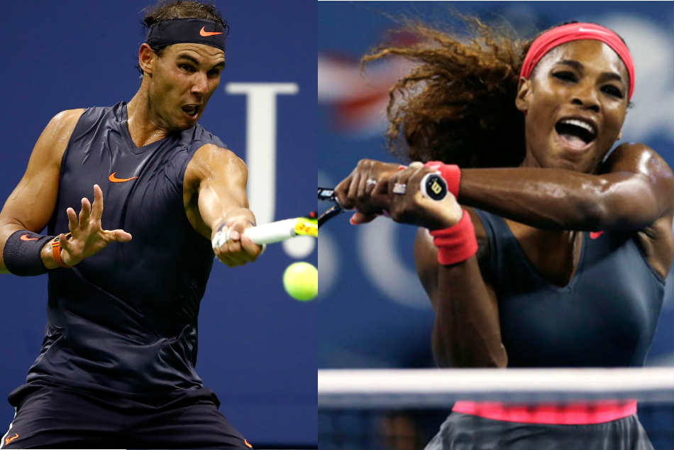 Serena Williams Sloane Stephens Rafael Nadal Move Quarterfinals