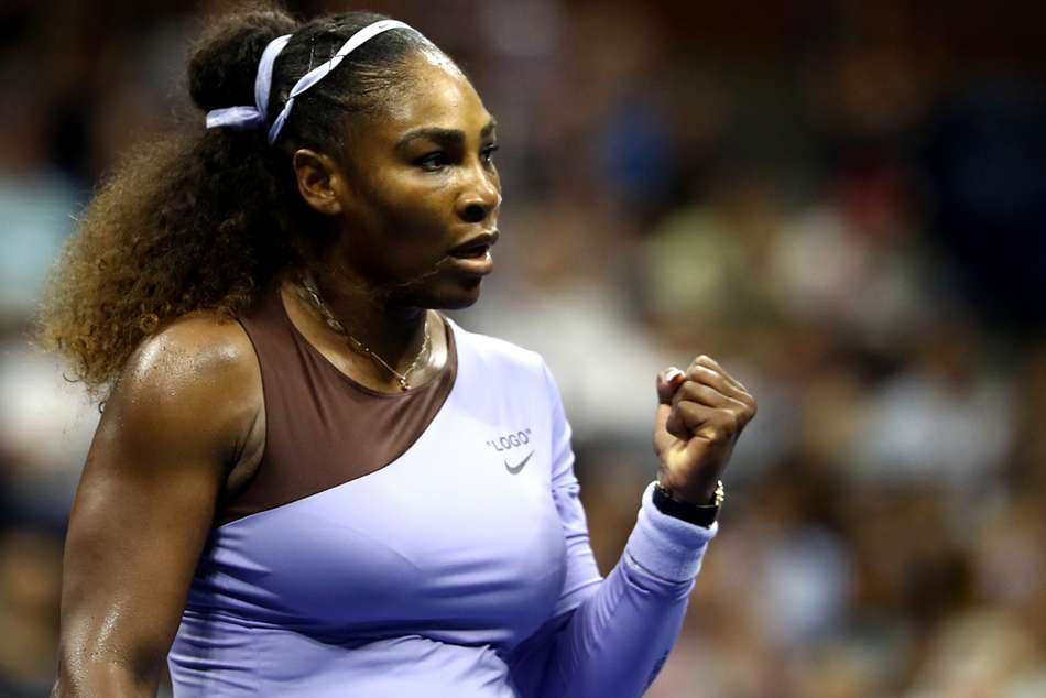 Us Open 2018 Sublime Serena Williams Thunders Into Final