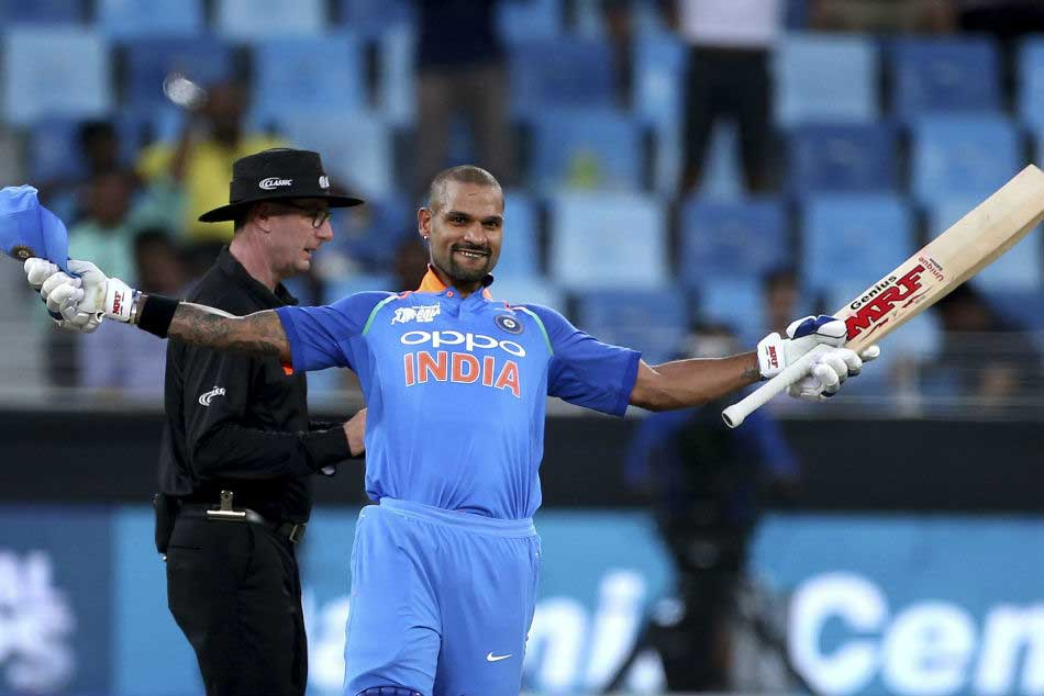 Asia Cup I Was Batting Well But Wasn T Getting Runs Dhawan
