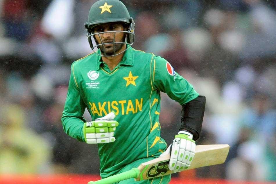 Jiju Shoaib Malik Reacts Fans Chants High Profile Match Vs India