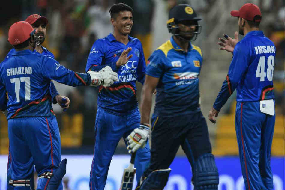 Sri Lanka Is The First Team Be Knocked Of Asia Cup