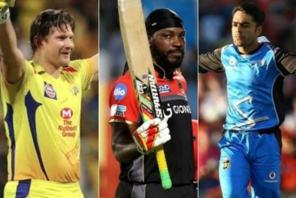 T10 League 2018 Complete Squad List Players