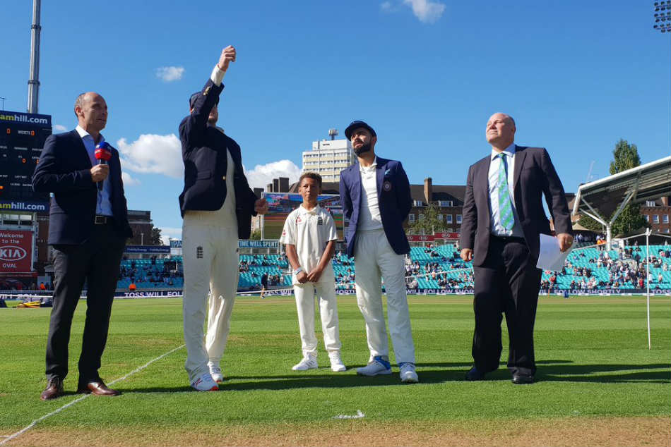 NarendramodiIndia vs England 5th Test Day 1 Live Updates: Kohli & boys look to play for pride at Oval