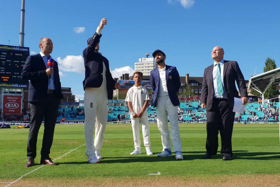 Joe Root Becomes The Third English Captain Win The Toss All The Five Tests