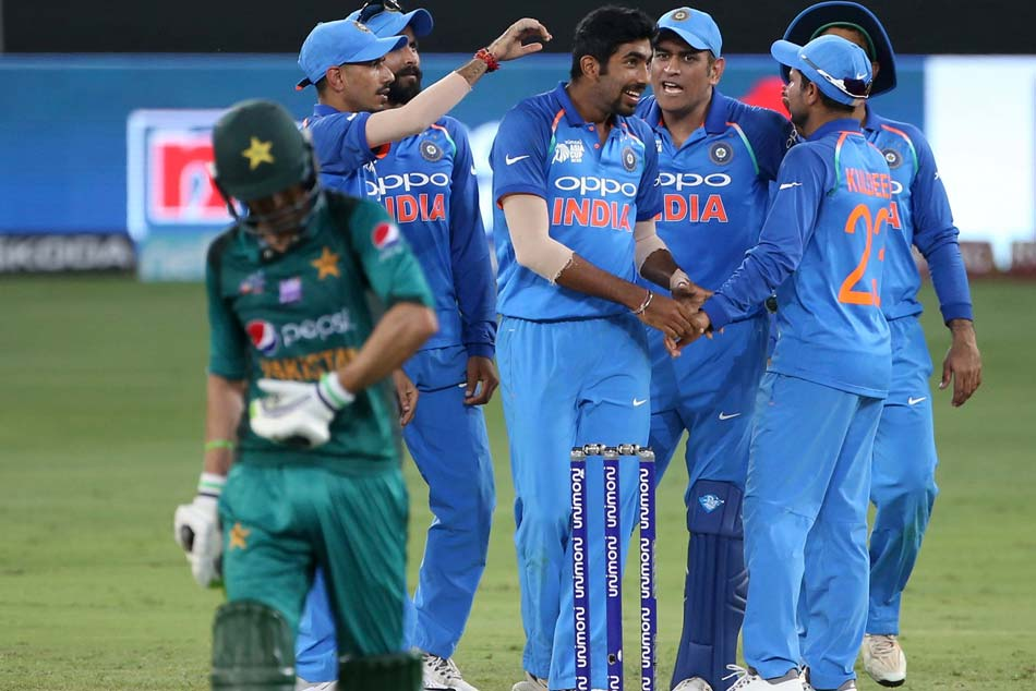 India Vs Pakistan Asia Cup 2018 Rohit Shikhar Hit Tons As India Record Their Biggest Win