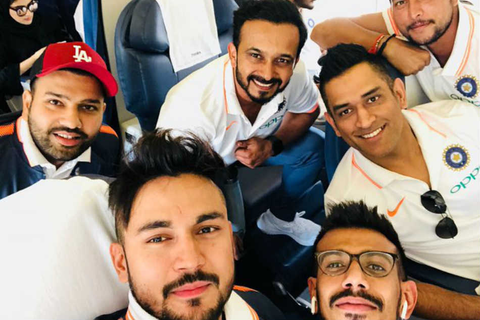 Asia Cup 2018: MS Dhoni Returns To Action As Team India Departs For Tournament