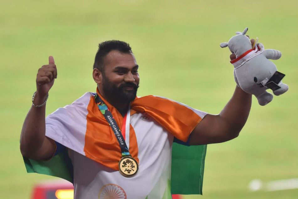 Shot put champion Tejinder Pal Singh Toor loses father before he could show him Asian Games gold