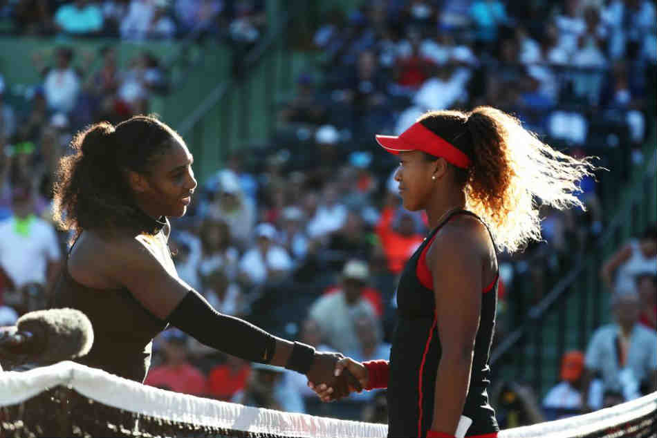 2018 Us Open Final Preview Serena Osaka Chasing Legends With History