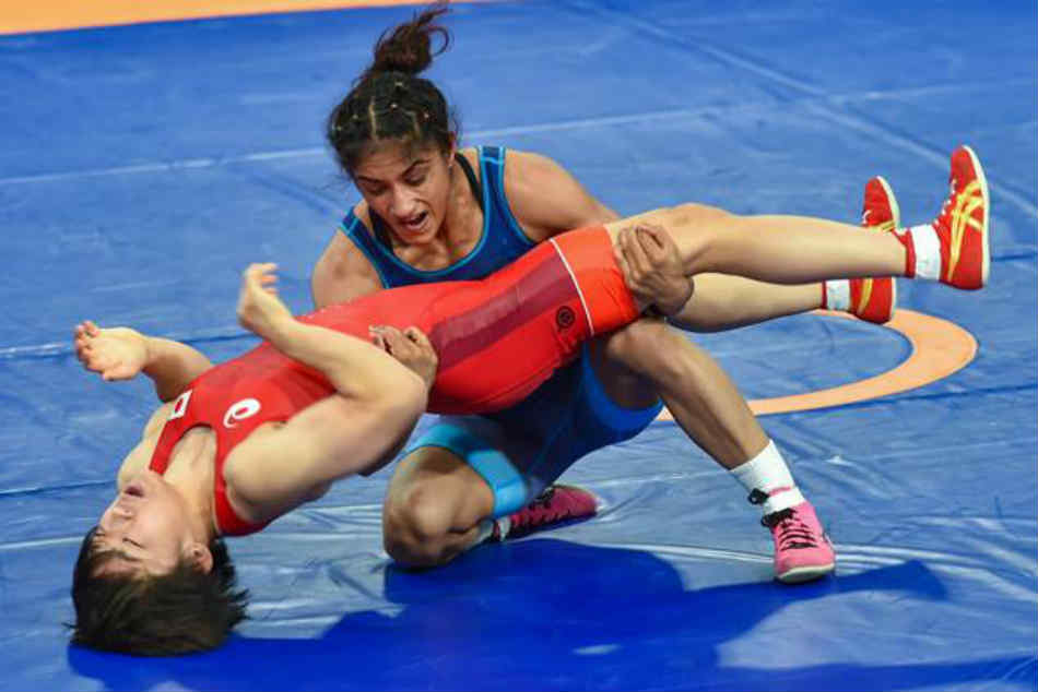 Vinesh Phogat ruled out of Worlds, sustains injury in national camp