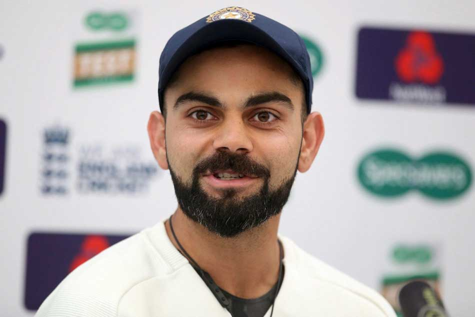 Virat Kohli Wishes Team India Good Luck Ahead Asia Cup