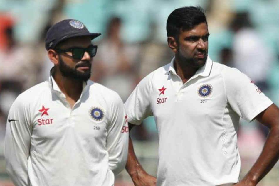 Ind Vs Eng Virat Kohli Should Talk Ravi Ashwin Sourav Ganguly Takes A Big At Off Spinner