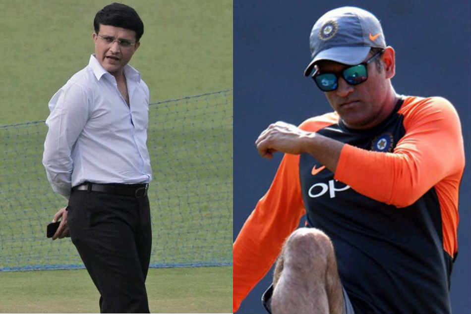 Ms Dhoni Being Dropped From India S T20i Squad Hasn T Surprised Sourav Gangly